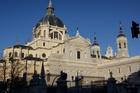 Кафедральный собор. Мадрид