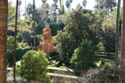 Сады Алькасара. Севилья