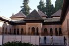 Львиный дворик. Альгамбра