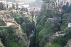 Ущелье в Ронде