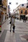 Пешеходная улица в Ронде