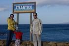 За спиной Атлантика