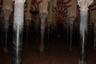 Колонны в Меските