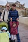 На Римском мосту в Кордобе