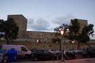 Крепость в Бари
