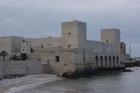 Крепость в Трани