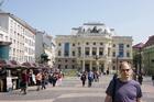 Братислава. Национальный театр