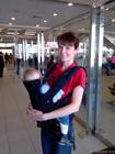 Прилетели в аэропорт Ираклиона