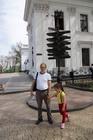 Нулевой километр в Одессе