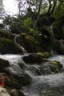 Один из многочисленных водопадов на Плитвицких озерах