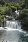 Водопады реки Крка