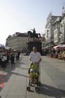Центральная площадь Загреба