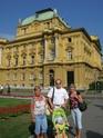 Национальный театр в Загребе