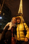 Мы с сестрой и с башней