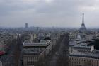 Вид на башню с Арки
