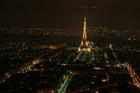 Вид на башню с Монпарнаса
