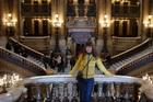 Я в Парижской Опере