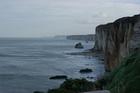 Скалы в Нормандии