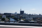 И вид с него на Берлин