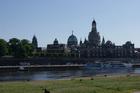 Дрезден днем