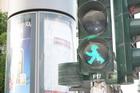 Восточногерманский светофор