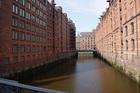 Гамбург - город каналов