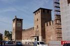 Замок Скалигеров. Верона