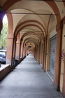 Бесконечные галереи Болоньи