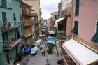 На улочках Манаролы