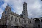 Сиенский собор. Вид в профиль