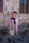 Мы с дочкой в Сиене