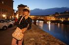 Настя и Флоренция