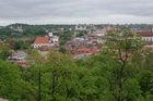 Вильнюс с башни Гедеминаса