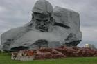 Скульптура в Бретской крепости