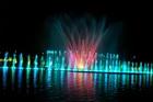 Музыкальный фонтан. Вроцлав