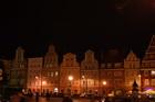 Ночной Вроцлав