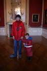 Скользим по дворцу