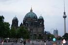 Берлинский собор и телебашня