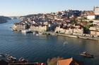 Порто, вид с моста