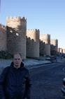 Стены в Авиле