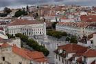 Моя любимая площадь в Лиссабоне.