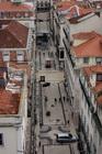 Лиссабон. Вид с Сан-Жушты