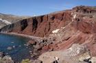 Красный пляж Санторини