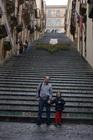 Лестница в Кальтаджироане