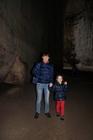 В пещере Ухо Дионисия