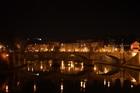Ночной Тибр