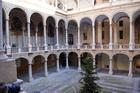 Арочки в Норманском дворце в Палермо