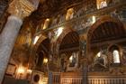 Шикарные мозаики в капелле
