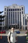Казань. Квартал правительственных зданий