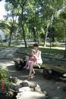 В парке в Саратове